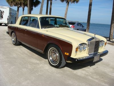 1980 Rolls Royce Silver Shadow II 1 Owner 74k Miles One of the last Shadows to Be built