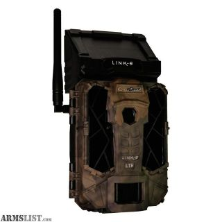 For Sale: Spy Point Solar Trail Camera Cellular Series Link-S Verizon Camouflage LINK-S-V