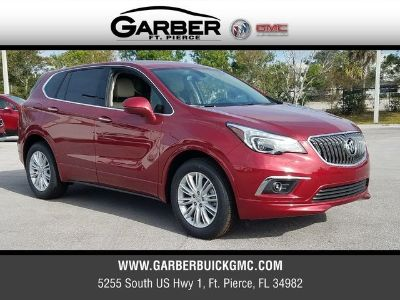 2018 Buick Envision Preferred (Chili Red Metallic)