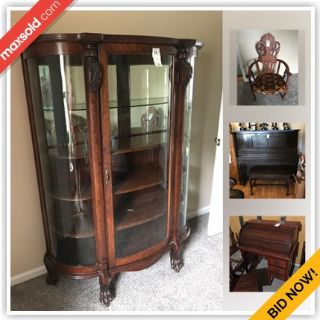 Newtown Moving Online Auction - East..