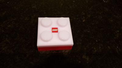 Lego LED Brick Lite Box