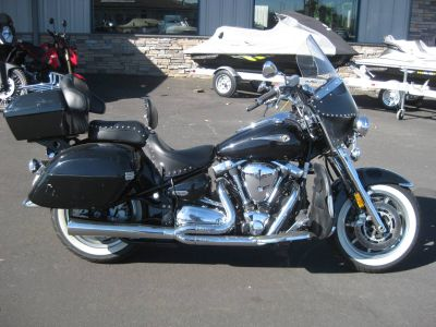 2004 Yamaha Road Star Midnight Cruiser Motorcycles Lakeport, CA