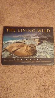 The Living Wild coffee table book