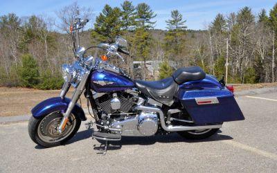 2010 Harley-Davidson Fat Boy Shrine Special Edition Cruiser Motorcycles Barre, MA