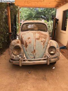 1961 AZ Barn find