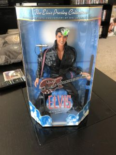 Elvis collector doll