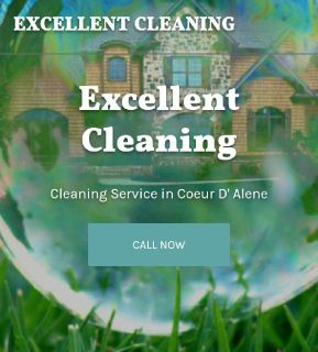 Residential, commercial, and window cleaning.