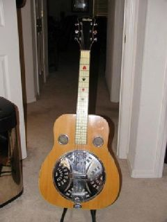$1,500 The ShoBro, a resonated guitar