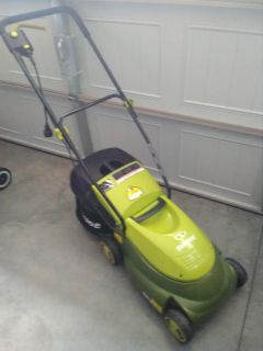 New Electric Mower 14 inch /12 AMP