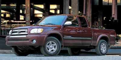 2003 Toyota Tundra SR5 (Black)