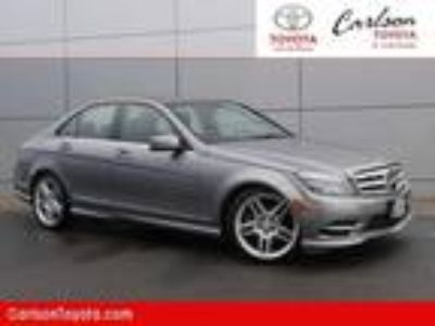 used 2011 Mercedes-Benz C-Class for sale.