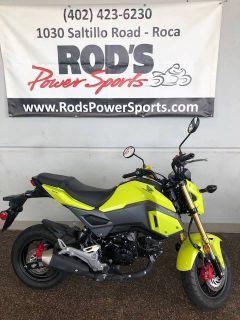2017 Honda Grom Sport Motorcycles Roca, NE