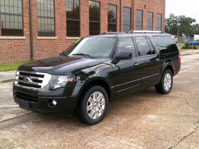2012 Ford Expedition EL Limited (BLK)