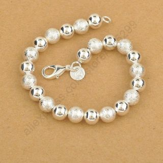 Gorgeous Sterling Beaded Bracelet at Whole Sale Price