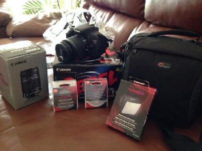 Canon REbel EOS T3i