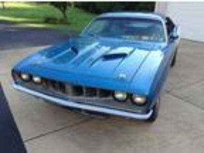 1971 Plymouth Barracuda Gran Coupe 727 Transmission
