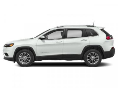 2019 Jeep Cherokee Altitude (Bright White Clearcoat)