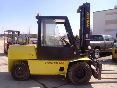 1998 HYSTER H100XL2 FORKLIFTS