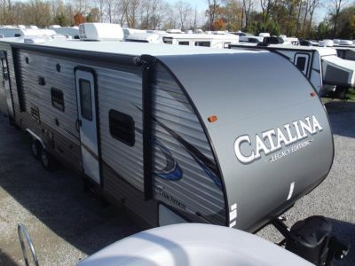 2018 Coachmen Rv Catalina Legacy 343TBDS