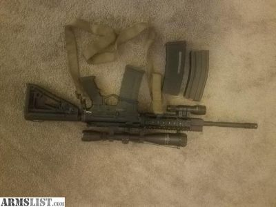 For Sale: American Tactical AR
