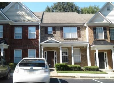 3 Bed 2.5 Bath Preforeclosure Property in Stone Mountain, GA 30083 - Hairston Park Sq