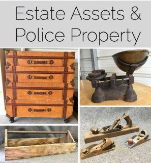 Estate Assets & Police Property