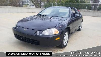 1995 Honda Civic del Sol Si (Black)