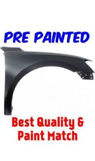 Buy 2010-2015 VW Volkswagon Passat PRE PAINTED TO MATCH Passenger Right Front Fender motorcycle in Holland, Michigan, United States, for US $195.00