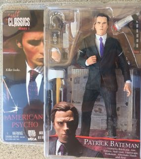 AMERICAN PSYCHO COLLECTIBLE