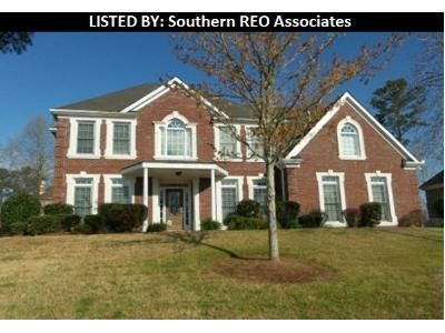 5 Bed 3.5 Bath Foreclosure Property in Lithonia, GA 30038 - Old Mill Trce