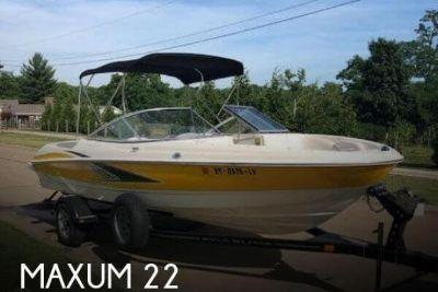 2007 Maxum 2000/SR3