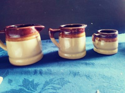 Measuring cup set 1 cup 3\4 cup 1\4 cup