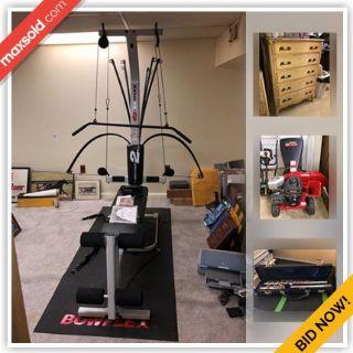 Laurel Moving Online Auction - Darwin..