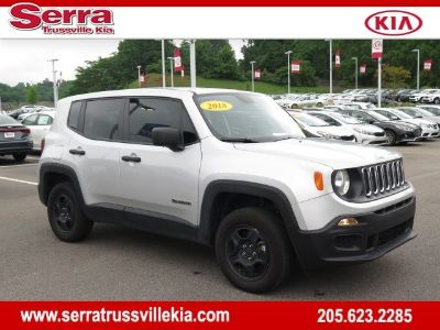 2018 Jeep Renegade (Glacier Metallic)