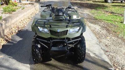 2017 Suzuki KingQuad 400ASi Utility ATVs Bennington, VT