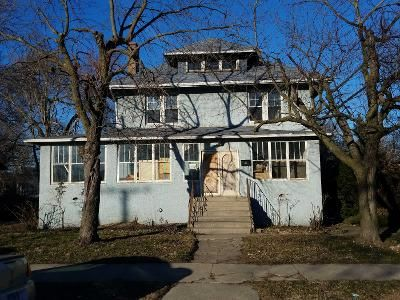 4 Bed 1 Bath Preforeclosure Property in Dolton, IL 60419 - Lincoln Ave
