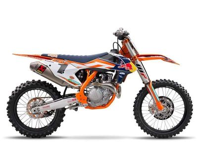 2016 KTM 450 SX-F Factory Edition Motocross Motorcycles Costa Mesa, CA