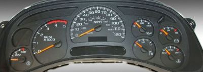 Buy REPAIR 2003 04 05 06 Chevrolet Chevy Silverado GMC Sierra Diesel Speedometer motorcycle in Racine, Wisconsin, United States, for US $64.99