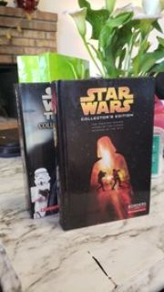 Star Wars Books Collectors Edition