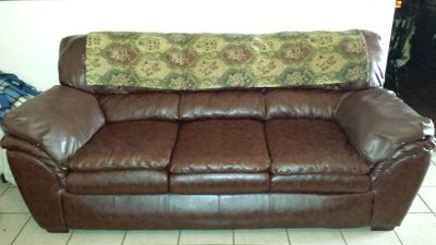 REDUCED...Sofa and Loveseat Set