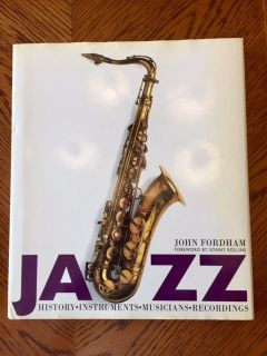"LARGE ""JAZZ: COFFEE TABLE BOOK"
