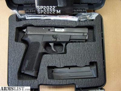 For Sale/Trade: Sig Pro 2022 in 9mm for Mk III/2245