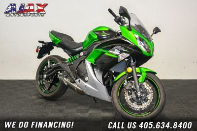 2016 Kawasaki Ninja 650 ABS Sport Motorcycles Oklahoma City, OK
