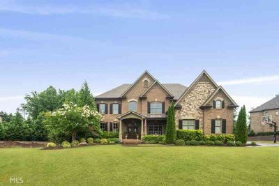 16590 Quayside Dr Alpharetta Seven BR, Beautiful all brick and