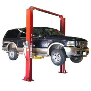 Buy Certified Two Post Car Lift 11K Heavy Duty Automotive Lift motorcycle in Fort Worth, Texas, US, for US $2,695.00