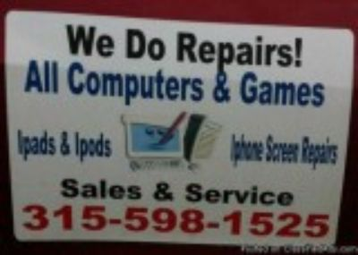 All Computer And Game Repairs