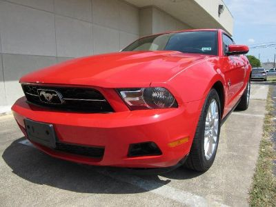 $15,700, 2012 Ford Mustang 2dr Cpe V6 Premium