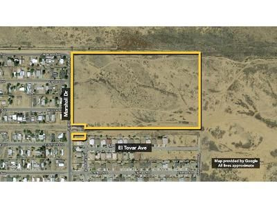 Foreclosure Property in Kingman, AZ 86409 - /- Acres, 0 N Marshall Drive