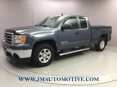 2012 GMC Sierra 1500 SLE (Stealth Gray Metallic)