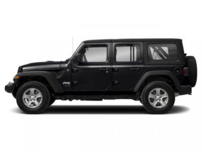 2019 Jeep Wrangler Unlimited Sport S (Black Clearcoat)